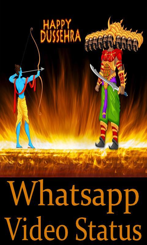 Dussehra Status App Video Songs For Android Apk Download