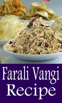 Farali Vangi Recipe App Videos screenshot 1