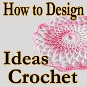 How To Crochet Designs Ideas Step By Step Videos for Android