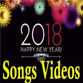 Happy New Year 2018 Songs Videos And Status icon