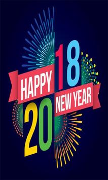 Happy New Year 2018 Songs Videos And Status poster