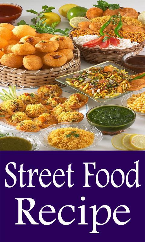 Indian street food recipes videos apk download free food drink indian street food recipes videos poster forumfinder Images