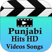 Punjabi Hit Songs HD Videos icon