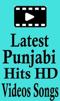 Punjabi Hit Songs HD Videos poster