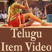 Telugu Item Videos Songs icon