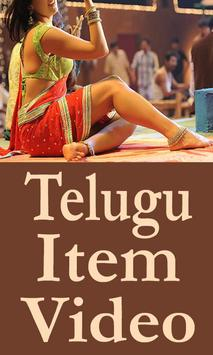 Telugu Item Videos Songs poster