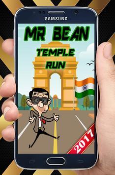 Temple Mr-Bean Adventure India poster