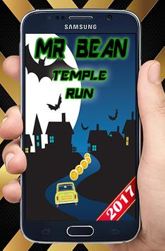 Temple Mr-Bean Adventure Run poster