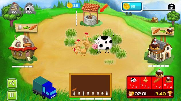 Game of Farm – Quest Universe apk screenshot