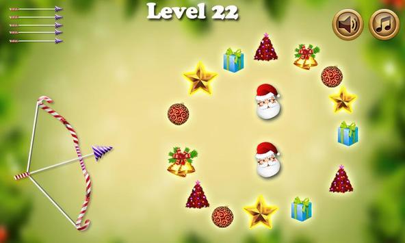 Santa Archery Game apk screenshot