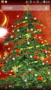 Christmas Fireworks Wallpaper screenshot 7