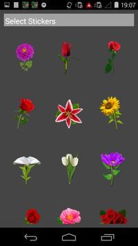 Flower Photoframes screenshot 5