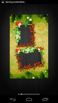 Flower Photoframes screenshot 7