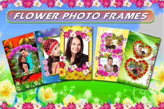 Flower Photoframes screenshot 8