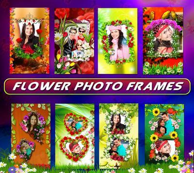Flower Photoframes screenshot 9