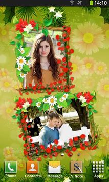 Flower Photoframes poster