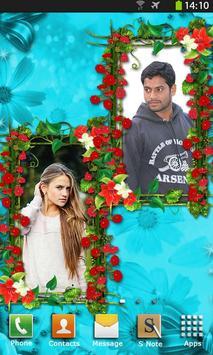 Flower Photoframes screenshot 1