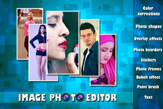Image Photo Editor apk screenshot