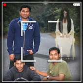 Scary Ghost In Pictures Prank icon
