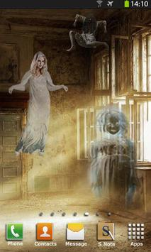 Scary Ghost In Pictures Prank apk screenshot