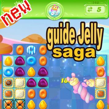 New Candy Crush Jelly Guide screenshot 2