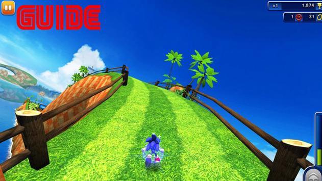 Guide for Sonic Dash 2 apk screenshot