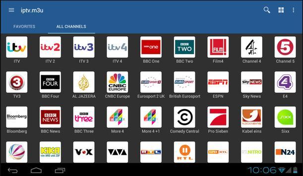 Best IPTV Download screenshot 2