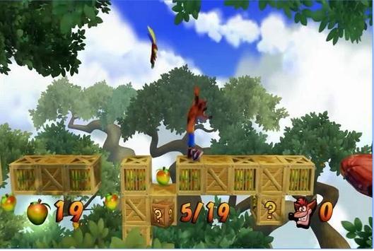 Tips Guide of Crash Bandicoot apk screenshot