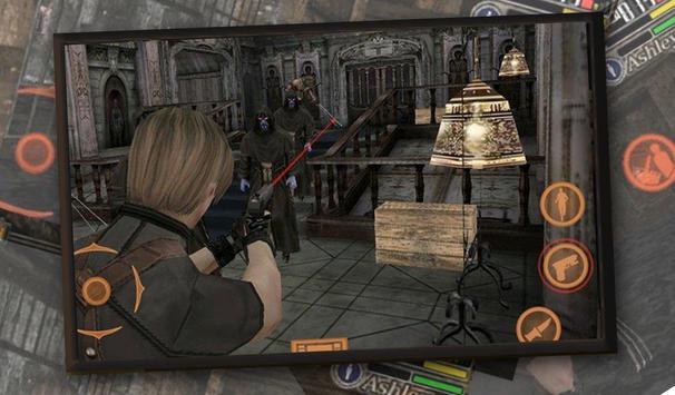 New Tips Guide Of Resident Evil 4-6 apk screenshot