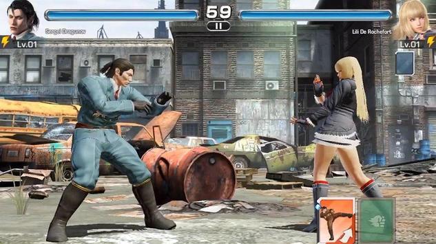 New Tips Guide of Tekken 3-5-7 apk screenshot