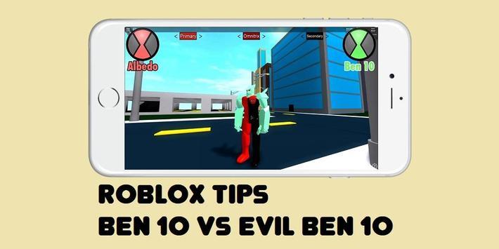 Guide Ben 10 & Evil Ben 10 ROBLOX apk screenshot