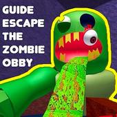 Guide Escape the Zombie Obby ROBLOX icon