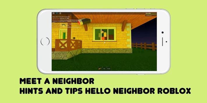 Guide Hello Neighbor ROBLOX poster