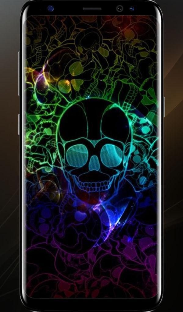 4k Skull Wallpaper For Android Apk Download