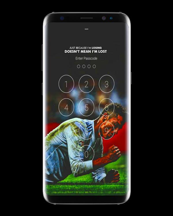 Real Madrid Lock Screen Wallpaper Für Android Apk