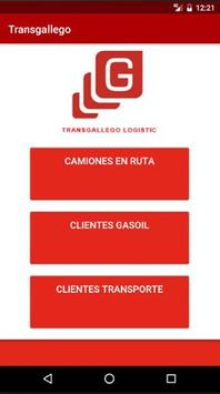 Transgallego poster