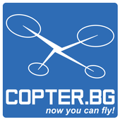 Copter.BG - drones and copters icon