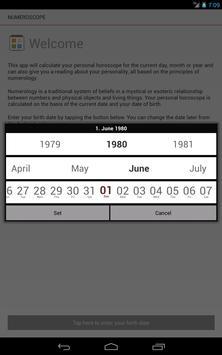 Numeroscope - Daily Horoscope screenshot 9