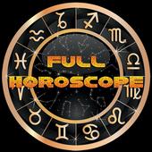 Full Horoscope icon