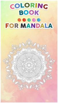 Mandala Coloring Book screenshot 4