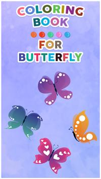 Butterfly Coloring Book screenshot 1