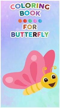 Butterfly Coloring Book screenshot 5