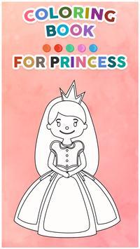 Coloring Book For Princess screenshot 2