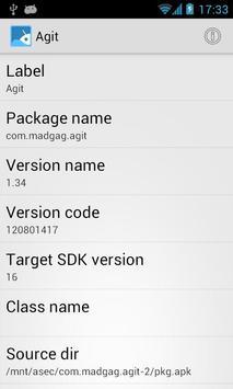 App Inspector apk screenshot