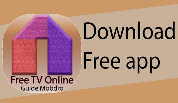 Guide For Mobdro Free OnlineTV screenshot 2