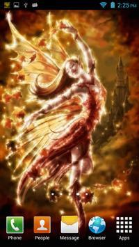 Autumn Fairy Live Wallpaper screenshot 1