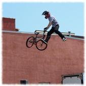Bmx Stunts Wallpaper Pics icon