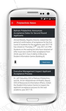 Bahrain Polytechnic screenshot 1