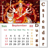 Durga Matha Calendar Themes - Lockscreen icon