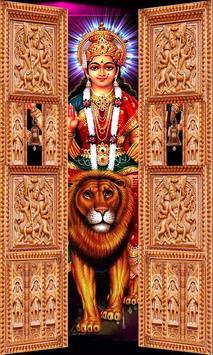 Durga Temple Door Lock screen screenshot 1